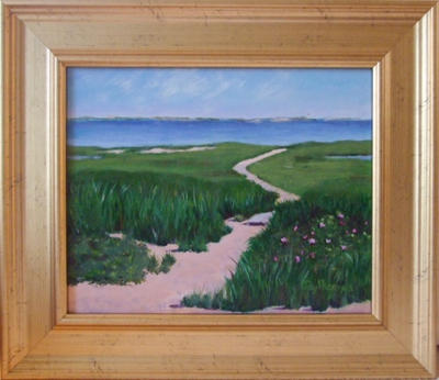 Looking at Sandy Neck  |  $195