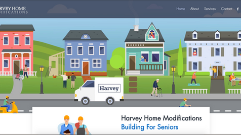Harvey Home Modifications