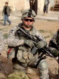 RET. SPC. JOSH JOHNSON (US ARMY)