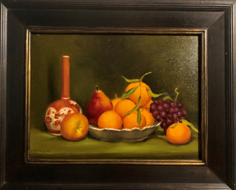 Still Life with Fruit | $395