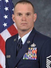 MSGT. GERRY TODD PALMER (US AIR FORCE)