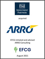FMI Investment Partners, Arro Consulting, Environmental Financial Consulting Group