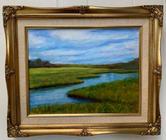 """Barnstable Marsh"" | $250"