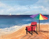 """The Empty Red Chair 