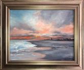 "Sunset at the Beach"" | $400"