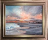 "Sunset at the Beach""   $400"