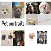 Pet Portraits - Commission