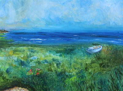 """""""Land's End,"""" $950.00"""