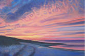 Rolling Skies Over Bone Hill Beach | $650