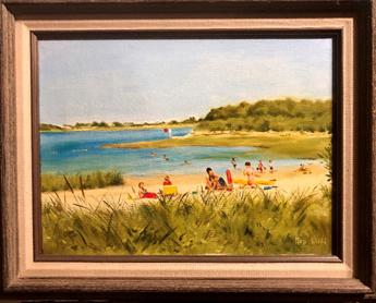 Bathing at Gray's Beach | $395
