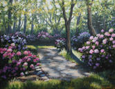 Rhododendrons Heritage   $700