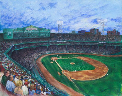 """""""Game Day at Fenway"""" 
