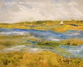 Sailing the Marsh | $150