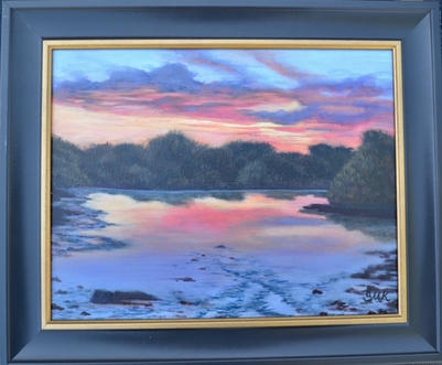 """""""Evening Reflections""""  