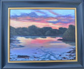 """Evening Reflections""  