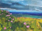 Pink Beach Flowers   $95