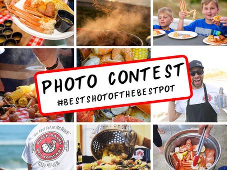 best shot of your best pot photo contest