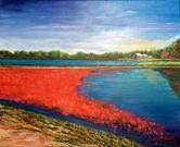 """Cranberry Harvest"" (Yarmouth)  