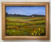 """""""Short Creek Marsh, Autumn""""   $200"""