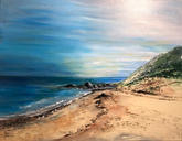"""Cold Storage Beach"" (Cape Cod) 