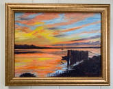 """Wharf Fireworks"" | $200"