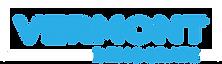 VDP Rectanglular Logo - Bright Blue and
