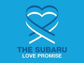 "GREGORIS SUBARU ""SHARES THE LOVE"" WITH TOMORROW'S HOPE FOUNDATION"