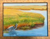 Heron at Sandwich March  $195