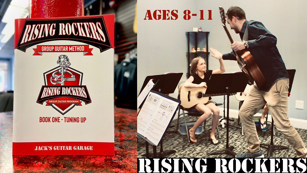 Rising Rockers Book Combo -  with text.p