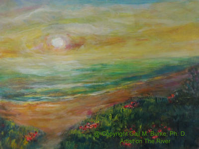 Sunset to the West  |  $250