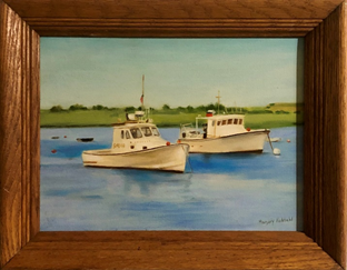 View from Chatham Fish Pier  | $250