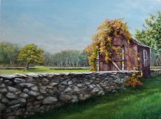 """""""The Old Toolshed""""  