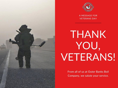 With Gratitude for your Service