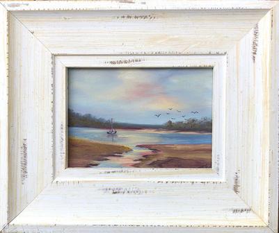 """Peaceful Cove""  |  $150"