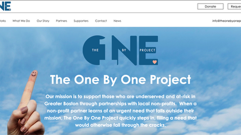 The One By One Project