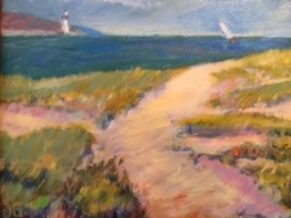 """Sandy Path"". $160"