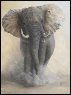 African Elephant | $7500
