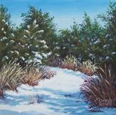 Snowy Path | $250
