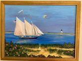 """""""Sailing"""" $200"""