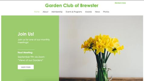 Brewster Garden Club