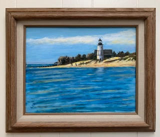 """Sandy Neck Light I"""