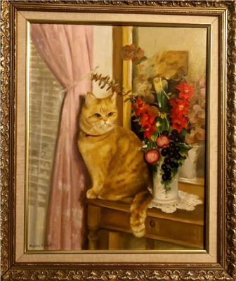 Feline Curiosity | $395