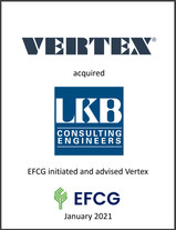 Vertex, LKB Consulting Engineers, EFCG