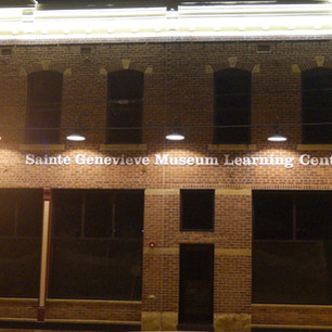 Ste. Genevieve Museum Learning Center