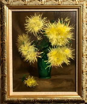 Yellow Spider Mums | $400