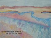 Chapin Tide -abstract  |  $250