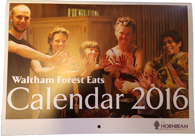 Waltham Forest Eats Community Calendar 2016