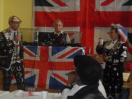 St Georges Day 20.4.17 - Priory Court (1