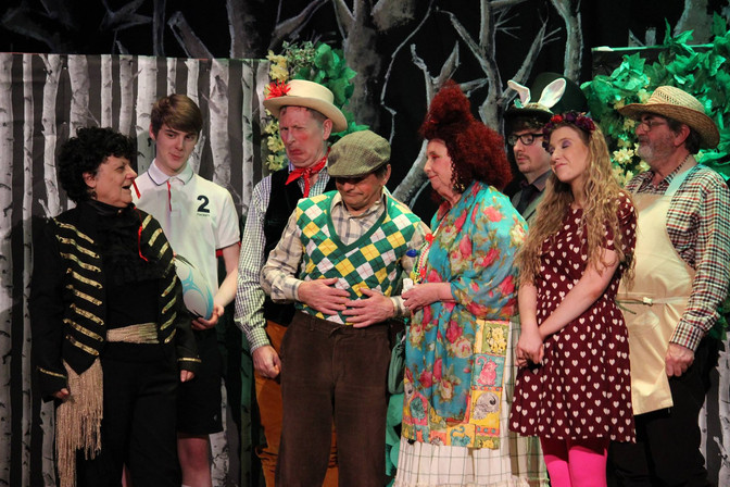 Goody Two-Shoes - The Panto