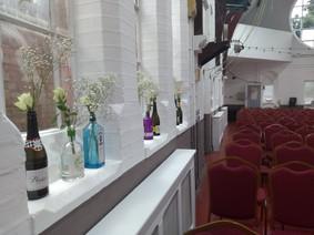 Hall - wedding 2019